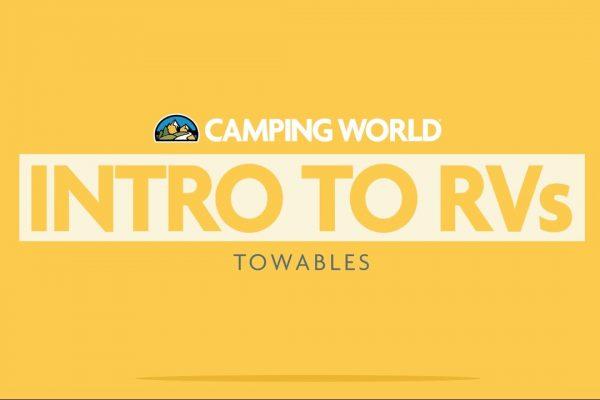 intro to RVs towable