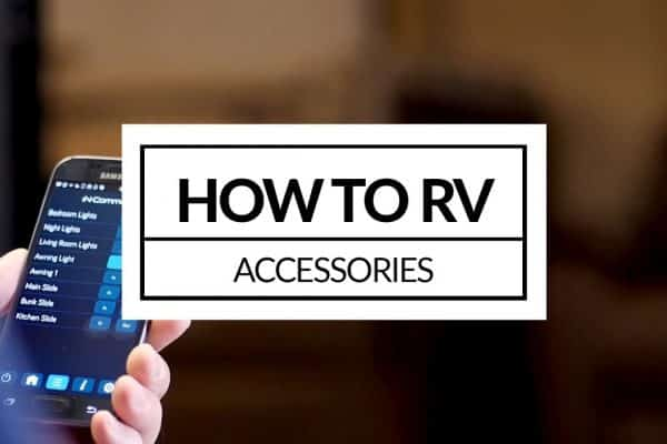 RV Accessories and Options