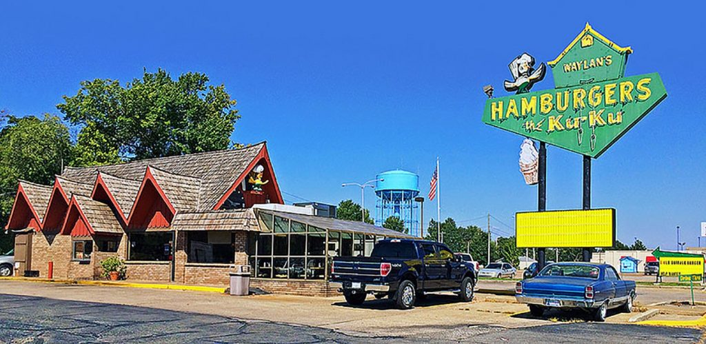 Photo Tripping America - Route 66 Eastern Oklahoma - Camping World