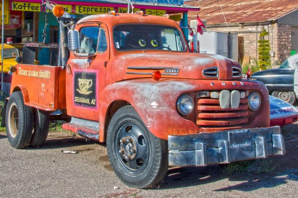 Photo Tripping America - Route 66 Western Arizona - Camping World