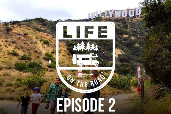 Crazy Family Adventure's Life on the Road Episode 2