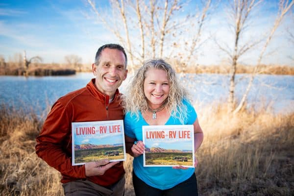 Loving the RV life with Marc and Julie Bennett of RV Love
