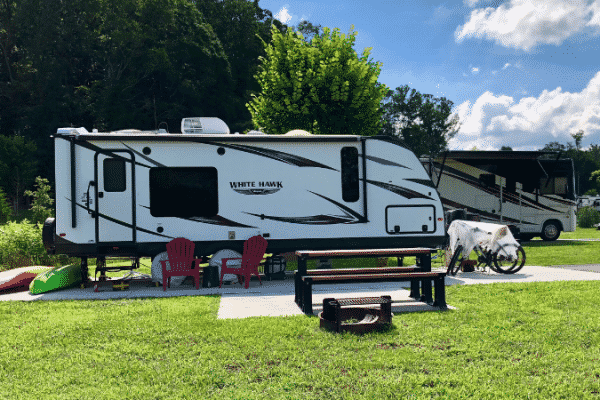 Follow this simple guide for getting your RV out of storage and ready for the road!