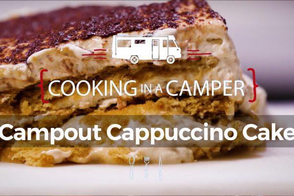 Campout Cappuccino Cake
