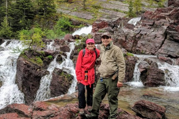 Hike, Camp, and Boldly go with the Trekers