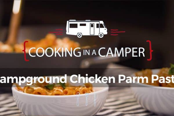 Campground Chicken Parm Pasta