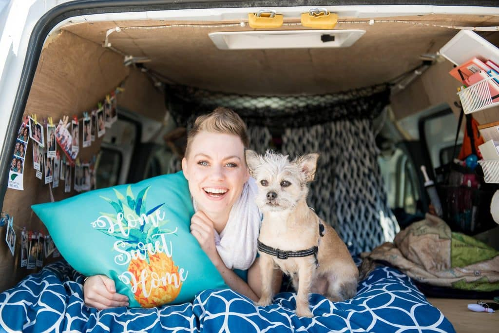 Van life and National Parks with Summer Slevin
