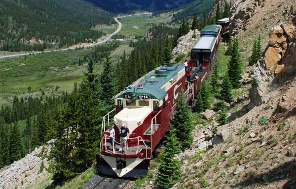 Photo Tripping America - Excursion Trains in Colorado - Camping World