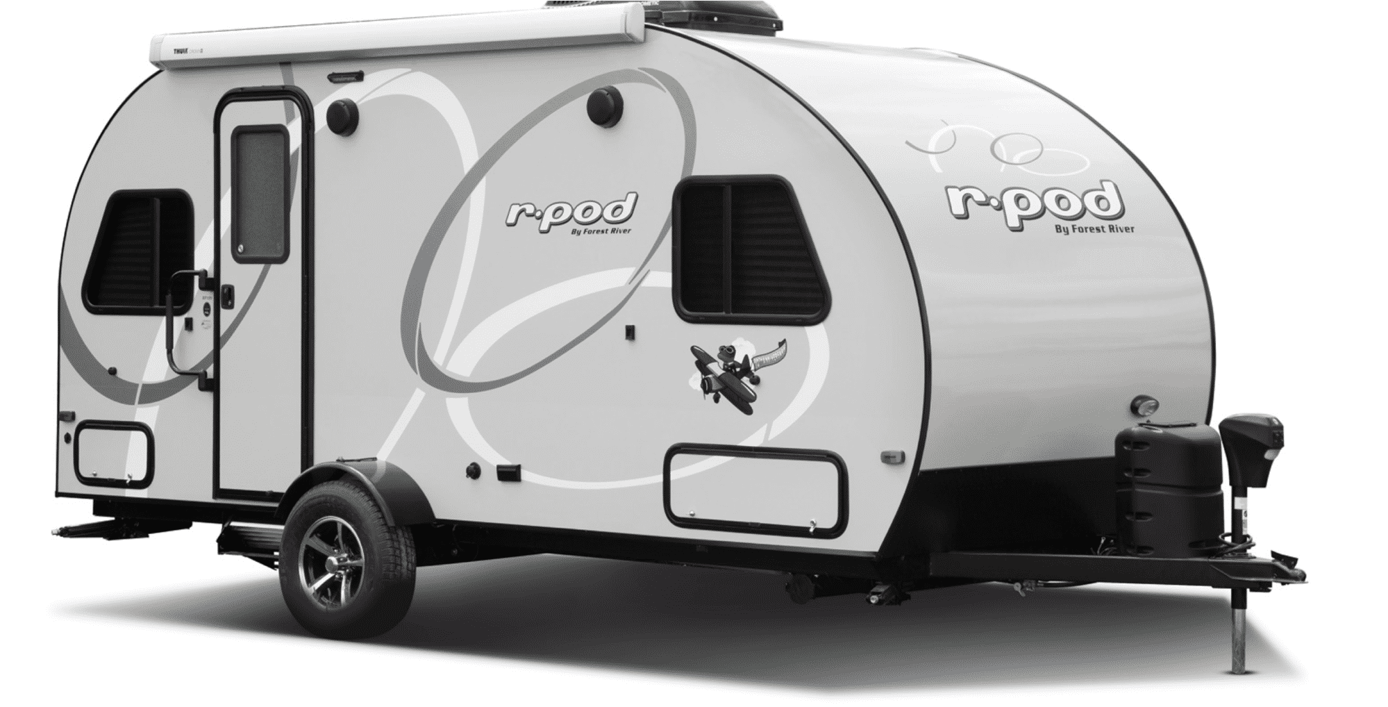 Forest River R-Pod Hood River Edition