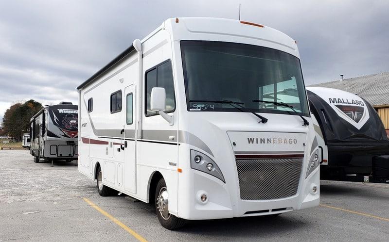 2019 Winnebago intent 26M class a motorhome