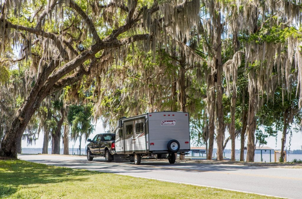 Coleman Travel Trailer in Florida