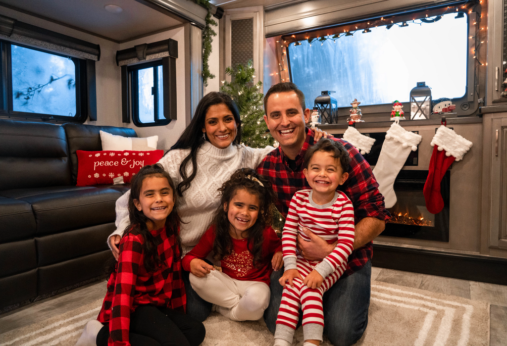 Christmas in an RV