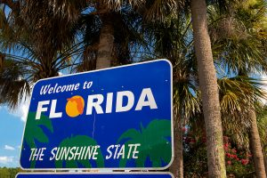 Florida-welcome-sign