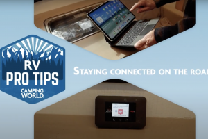 RV Pro Tips Staying Connected on the road