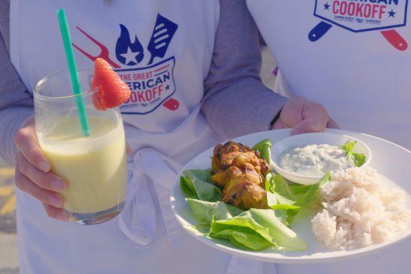 The FitRV Dinner Recipe Tandoori Chicken