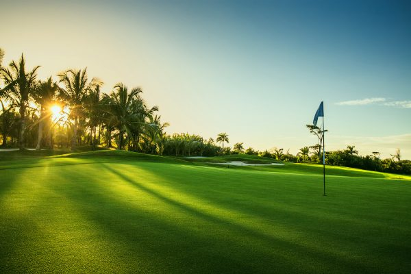 Golf courses with campgrounds