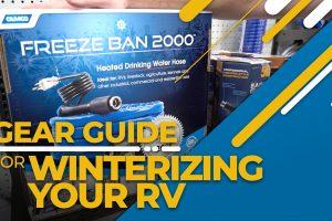 Gear for Winterizing an RV - Thumbnail